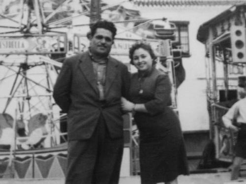 Miguel Bañuls y Sra.