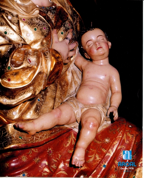 El niño de l Virgen del Reposo.1993.0001