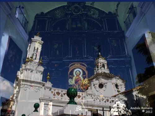 VALVERDE DEL CAMINO.Ermita del Santo