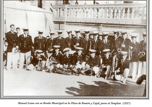 Don Manuel Lama 1957