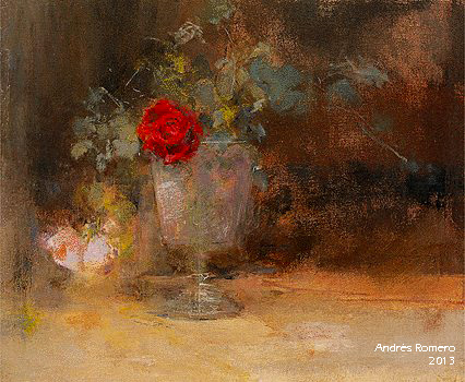 Carmen Laffón 1999.Rosas para Leandro