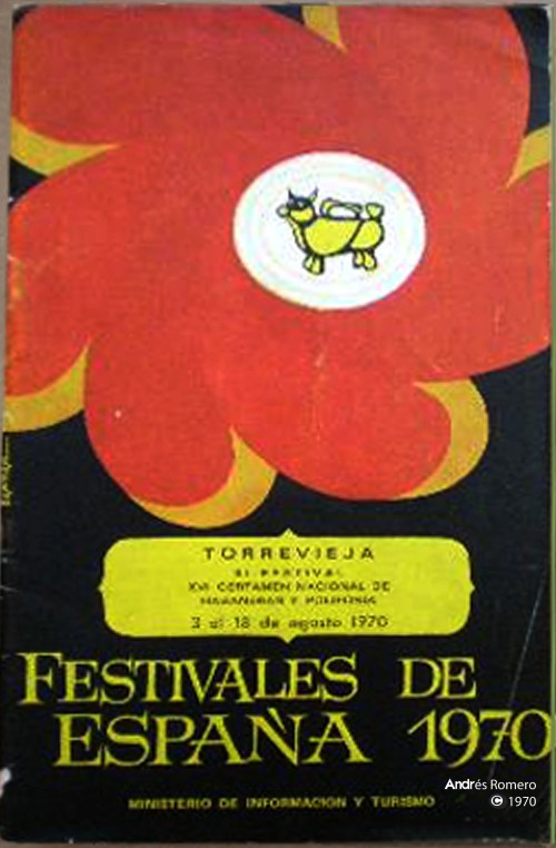 TORREVIEJA 1970