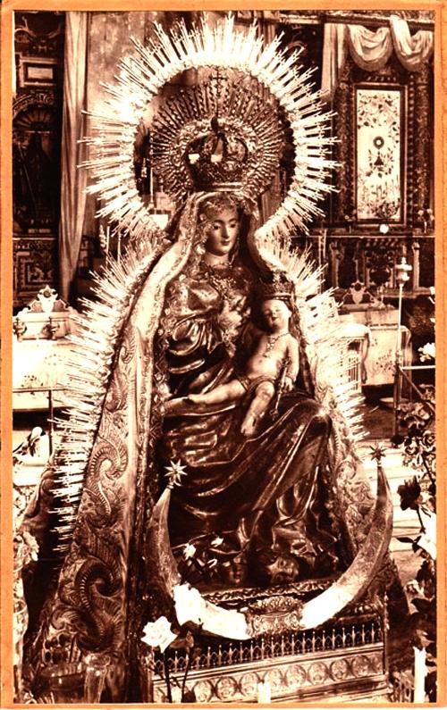 Retrato del original de Enrique Martín Rodriguez