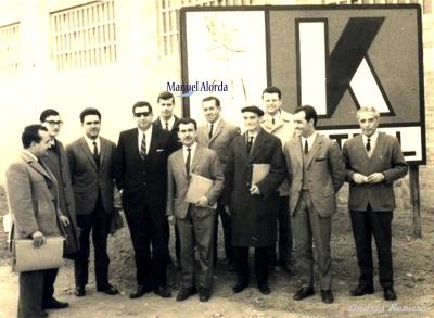 Convención Kettall 1969