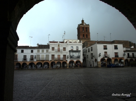 ZAFRA. Plaza Mayor