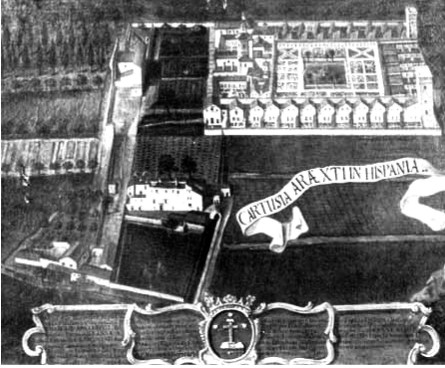 Historia Constructiva de la Cartuja de Ara Christi-56