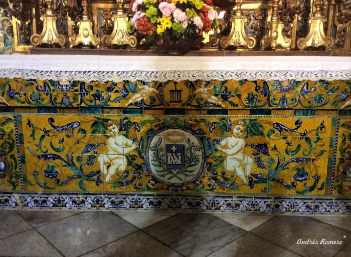 Virgen de Rocamador. Altar. Sevilla