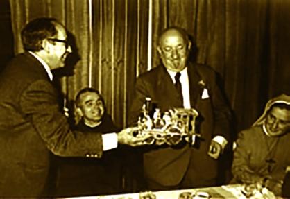 Jubilación Juan Zubía.