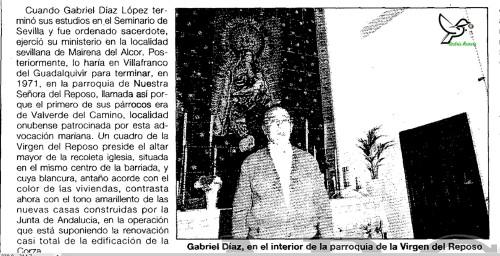 GABRIEL DÍAZ LOPEZ. PARROCO 1995 jpg